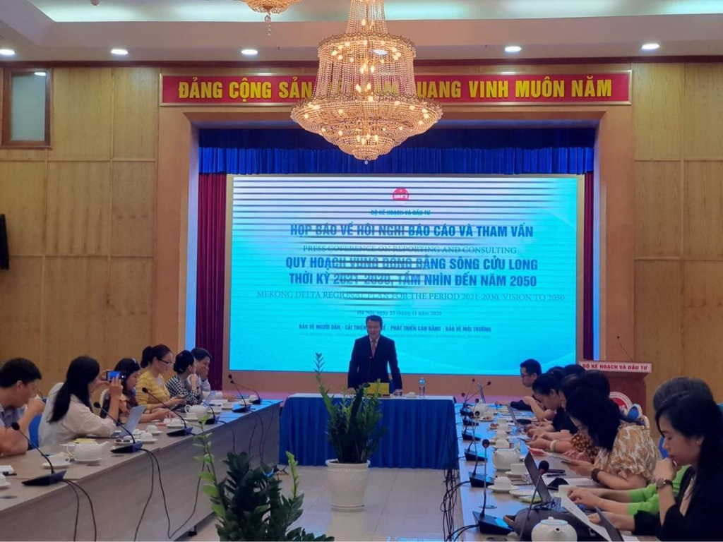 Quy hoạch để huy động hiệu quả các nguồn lực phát triển Đồng bằng sông Cửu Long