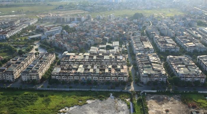 Tồn kho bất động sản đang giảm dần