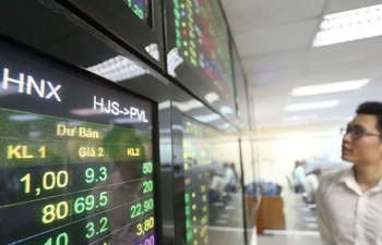 100% cổ phần chào bán thành công qua HNX trong tháng 11