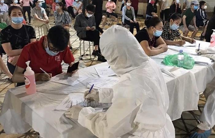 Bắc Ninh ghi nhận thêm 17 ca dương tính SARS-CoV-2, toàn tỉnh đã có 46 ca