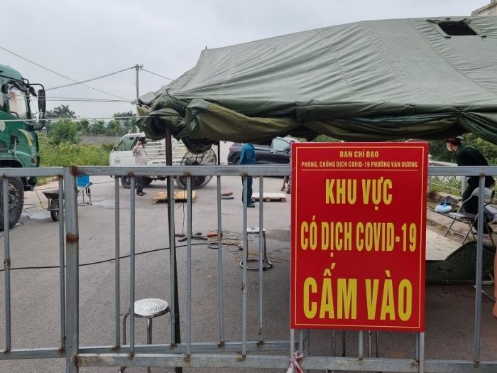 Bắc Ninh đề nghị Bộ Y tế hỗ trợ các thiết bị phòng chống dịch