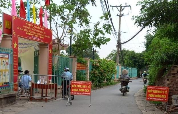 Bắc Ninh: Cách ly y tế toàn bộ huyện Thuận Thành từ 14h ngày 9/5