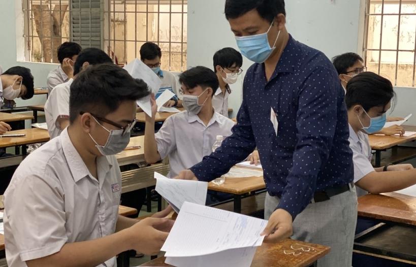 Đề nghị bổ sung phương án tuyển sinh cho thí sinh không thi tốt nghiệp THPT do dịch bệnh