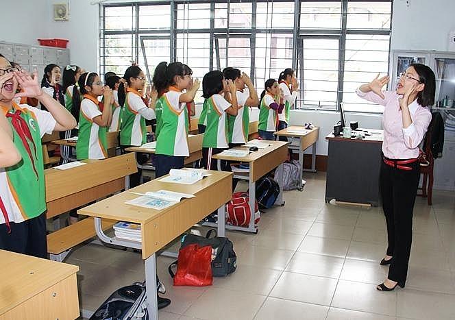 Những khoản được chi cho việc tập huấn chương trình mới giáo dục phổ thông