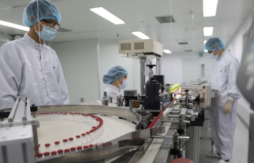 Việt Nam gia công thành công lô vắc xin Sputnik V