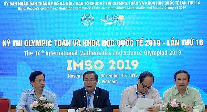 ha noi dang cai to chuc ky thi olympic toan hoc va khoa hoc quoc te 2019