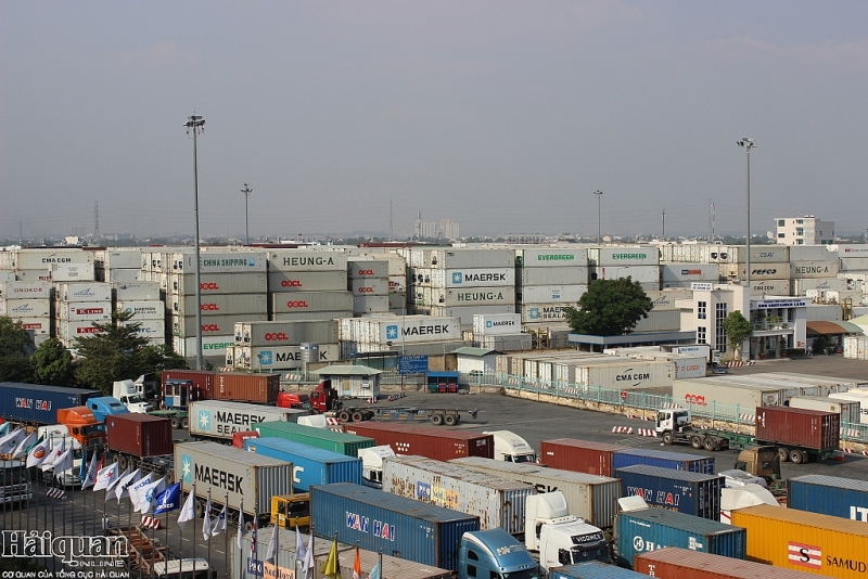 hon 34 trieu container hang hoa duoc thong qua he thong vasscm