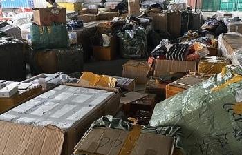 Buộc tiêu huỷ gần 700 túi, ví giả hàng hiệu nhập khẩu