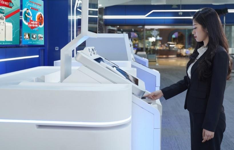 Kienlongbank triển khai hệ thống máy giao dịch tự động thế hệ mới STM