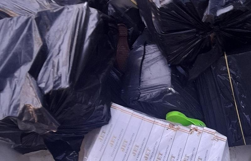 An Giang: Tổ công tác liên ngành bắt vụ vận chuyển 4.500 bao thuốc lá lậu