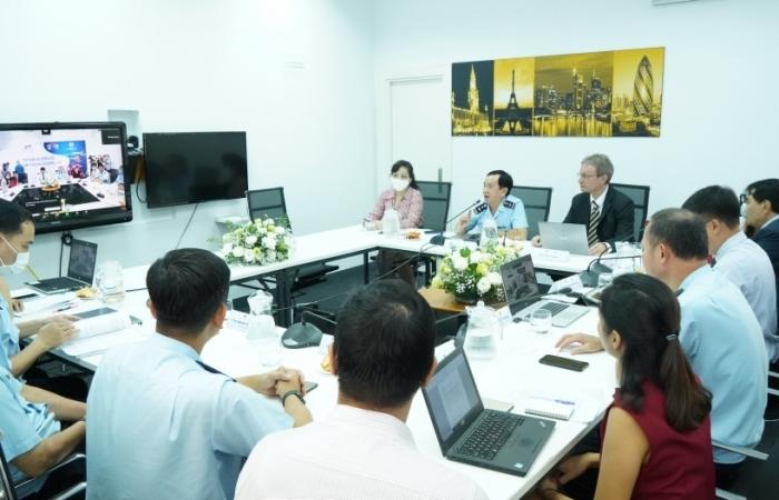 Hải quan TPHCM: Giải đáp trực tuyến nhiều vướng mắc về xuất xứ hàng hoá cho doanh nghiệp