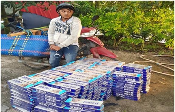 An Giang: Số vụ vận chuyển hàng lậu bị bắt tăng gấp 3 lần