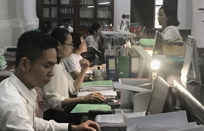 Kho bạc nhà nước TPHCM dẫn đầu hồ sơ giao dịch điện tử