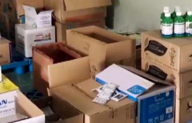 Kiểm tra một doanh nghiệp, tạm giữ hơn 3.000 sản phẩm vi phạm