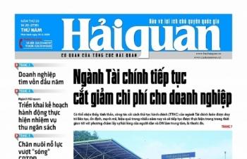 Những tin, bài hấp dẫn trên Báo Hải quan số 20 phát hành ngày 14/2/2019