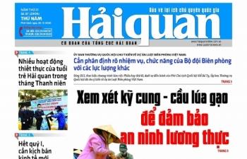 Những tin, bài hấp dẫn trên Báo Hải quan số 37 phát hành ngày 26/3/2020