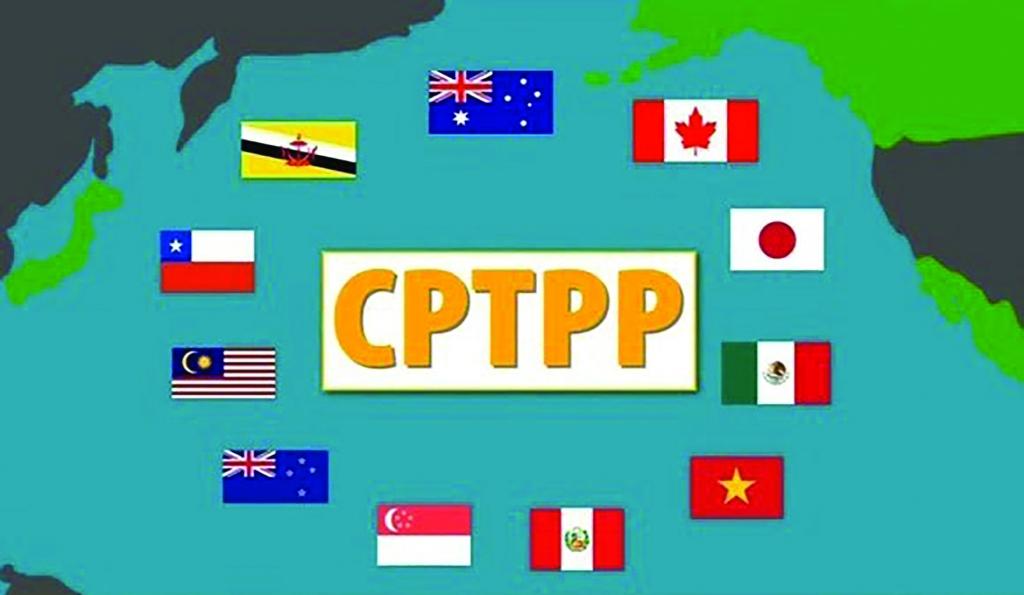Xuất khẩu sang 8/10 thị trường trong CPTPP tăng trưởng mạnh