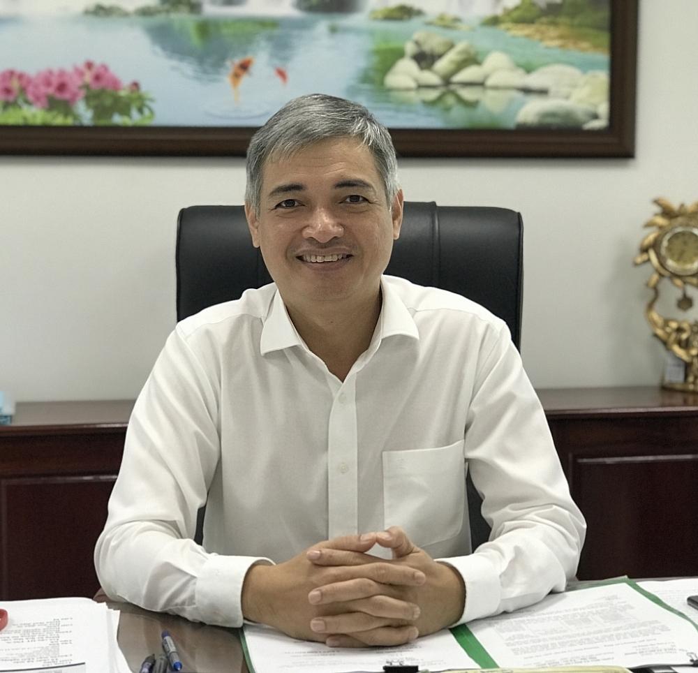 Cục trưởng Cục Thuế TPHCM Lê Duy Minh.