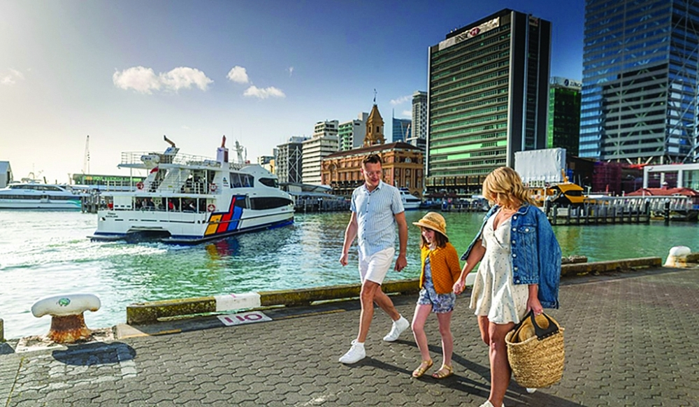 Thành phố Auckland của New Zealand – thành phố đáng sống nhất thế giới
