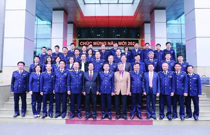 Đảng bộ Cục Hải quan Hải Phòng: Lãnh đạo đơn vị hoàn thành xuất sắc mọi nhiệm vụ chính trị được giao