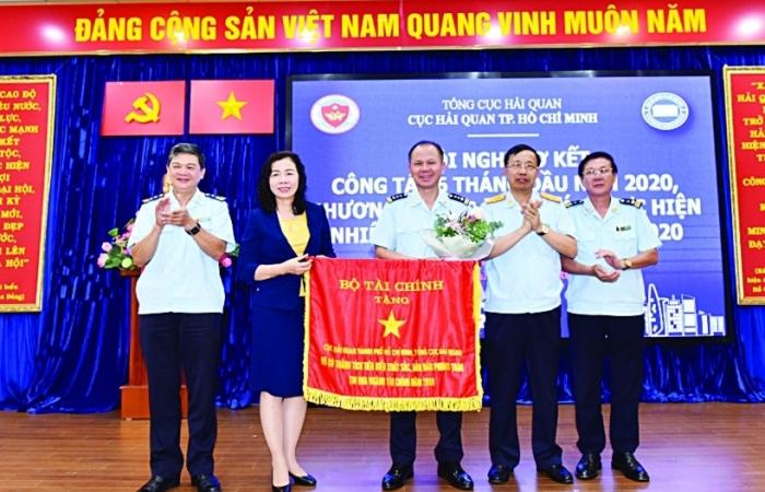 Hải quan TP Hồ Chí Minh: Chú trọng xây dựng lực lượng đáp ứng yêu cầu hiện đại hoá