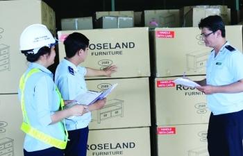 Xử lý thuế như thế nào đối với hàng hoá thuê doanh nghiệp chế xuất gia công?