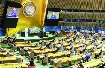 Thế giới cần thúc đẩy hợp tác đa phương để giải quyết những thách thức nổi cộm