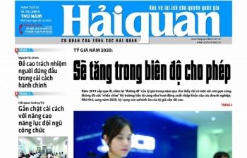 Những tin, bài hấp dẫn trên Báo Hải quan số 155 phát hành ngày 26/12/2019