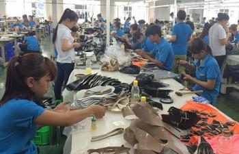 Cơ hội thênh thang, đơn hàng ngành da giày tăng 5-10%