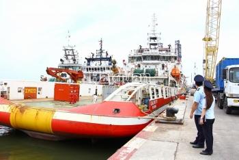Hải quan Bà Rịa- Vũng Tàu: Thu ngân sách lao dốc theo giá dầu