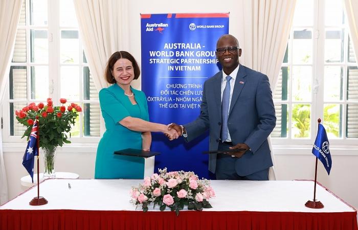 Australia hỗ trợ  5 triệu USD giúp Việt Nam giảm thiểu tác động của Covid-19