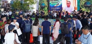 7 dự án bất động sản lớn được giới thiệu tại Novaland Expo 2019