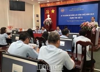 229 thí sinh tham gia kỳ thi đánh giá năng lực công chức tại Cụm thi số 5