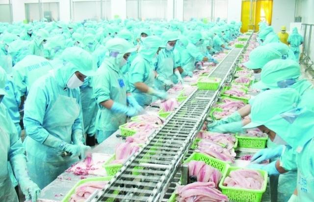 Trầy trật mục tiêu xuất khẩu thủy sản 10 tỷ USD