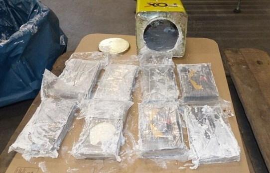 Đức và Bỉ thu giữ lượng cocaine lớn nhất từ trước đến nay tại châu Âu