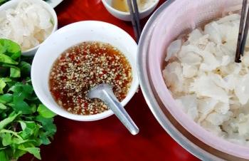 Gỏi sứa Minh Châu