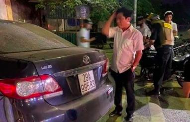 Khởi tố vụ Trưởng Ban nội chính Tỉnh uỷ Thái Bình gây tai nạn khiến 3 người thương vong