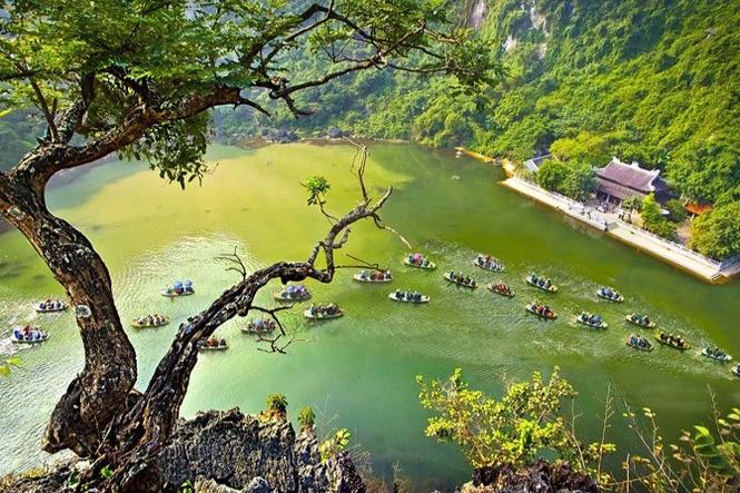 Ninh Bình là 1 trong 5 địa danh Việt Nam vào top điểm đến thế giới