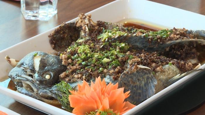 Món ngon từ cá song