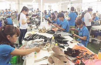 """Xuất khẩu da giày dự báo """"cán đích"""" 21,5 tỷ USD"""