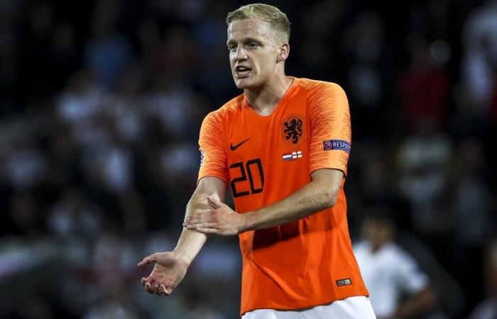 """Van De Beek và đội hình """"Người Hà Lan bay"""" của MU"""