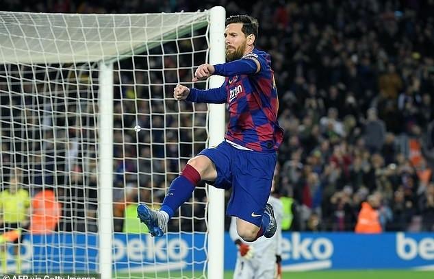 """Chủ tịch Bartomeu """"tung chiêu"""", Lionel Messi 90% sẽ ở lại Barca?"""