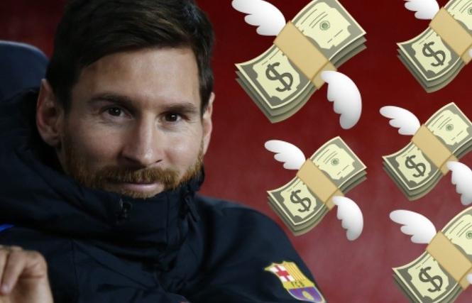 Lionel Messi kiếm được hơn 1 tỷ USD như thế nào?