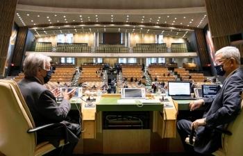 Đối đầu và cạnh tranh nước lớn bao trùm phiên họp Đại hội đồng Liên Hợp Quốc