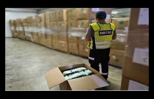 Chiến dịch STOP của WCO giáng đòn mạnh vào hoạt động buôn lậu liên quan đến đại dịch COVID-19