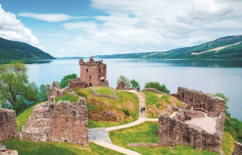 Hồ Loch Ness – điểm du lịch nổi tiếng nhất Scotland