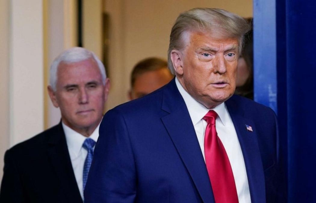 Tổng thống Trump không nhận thua, vẫn khẳng định cuộc bầu cử có gian lận