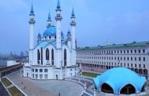 Kremli trắng - một nét đẹp lãng mạn của thành phố Kazan