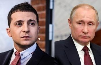 """Cuộc gặp Putin - Zelensky: Ukraine thấp thỏm, Nga """"ném đá dò đường"""""""