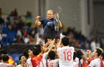 Tương lai mới của bóng đá Việt Nam sau HCV SEA Games